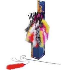 Colly Plastikangel mit Federspielzeug