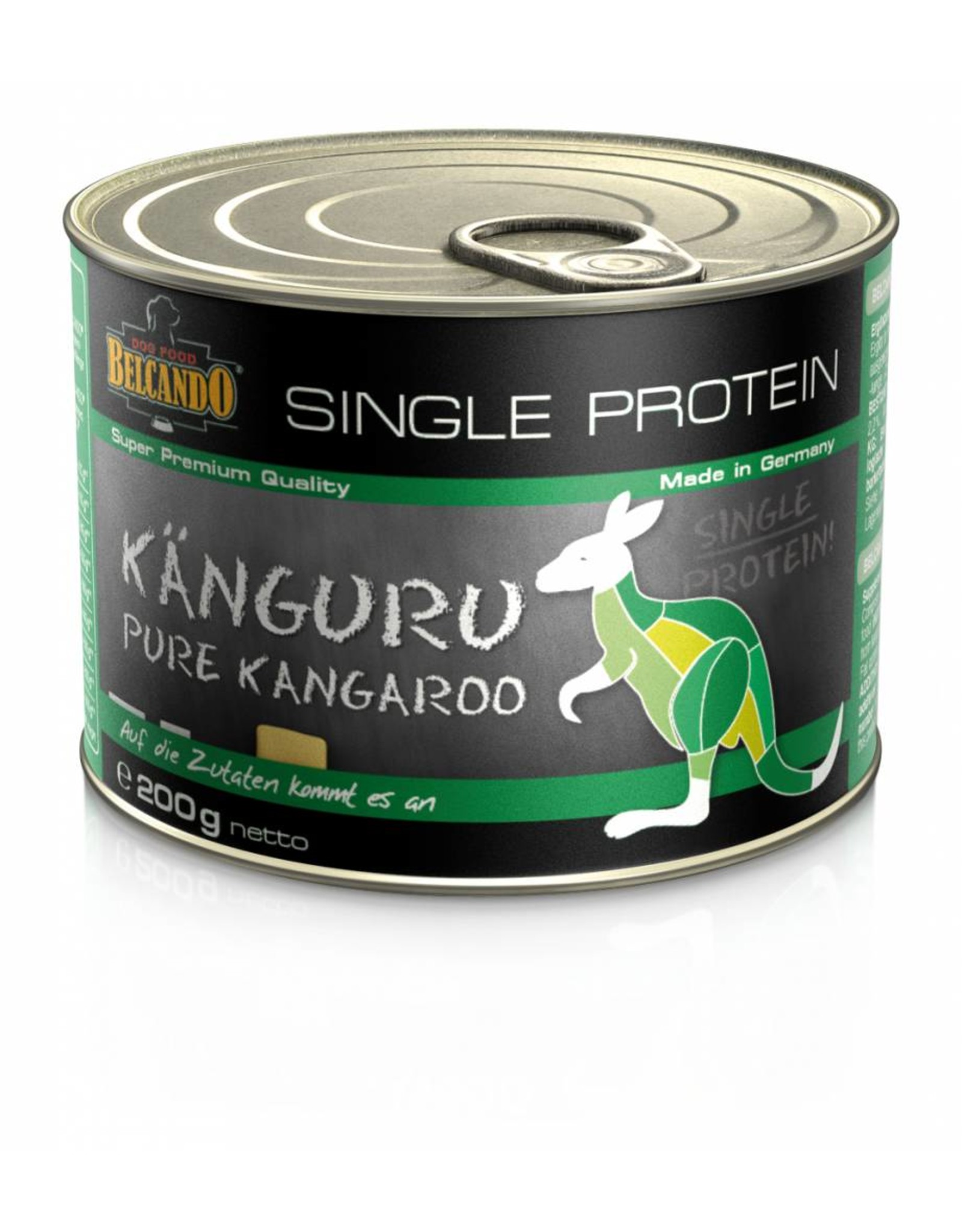 Belcando Belcando Single Protein Känguru