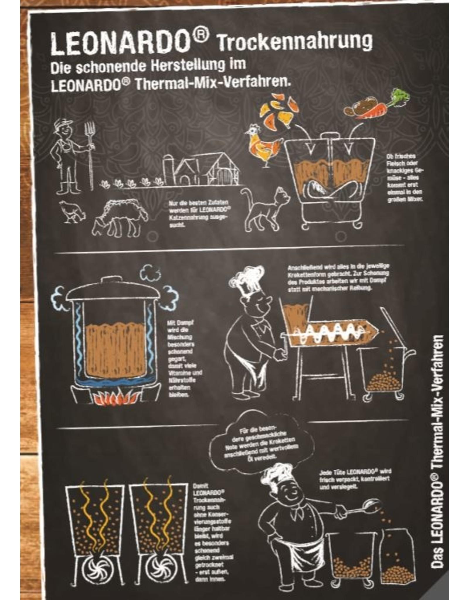 Leonardo Leonardo Adult Lamb