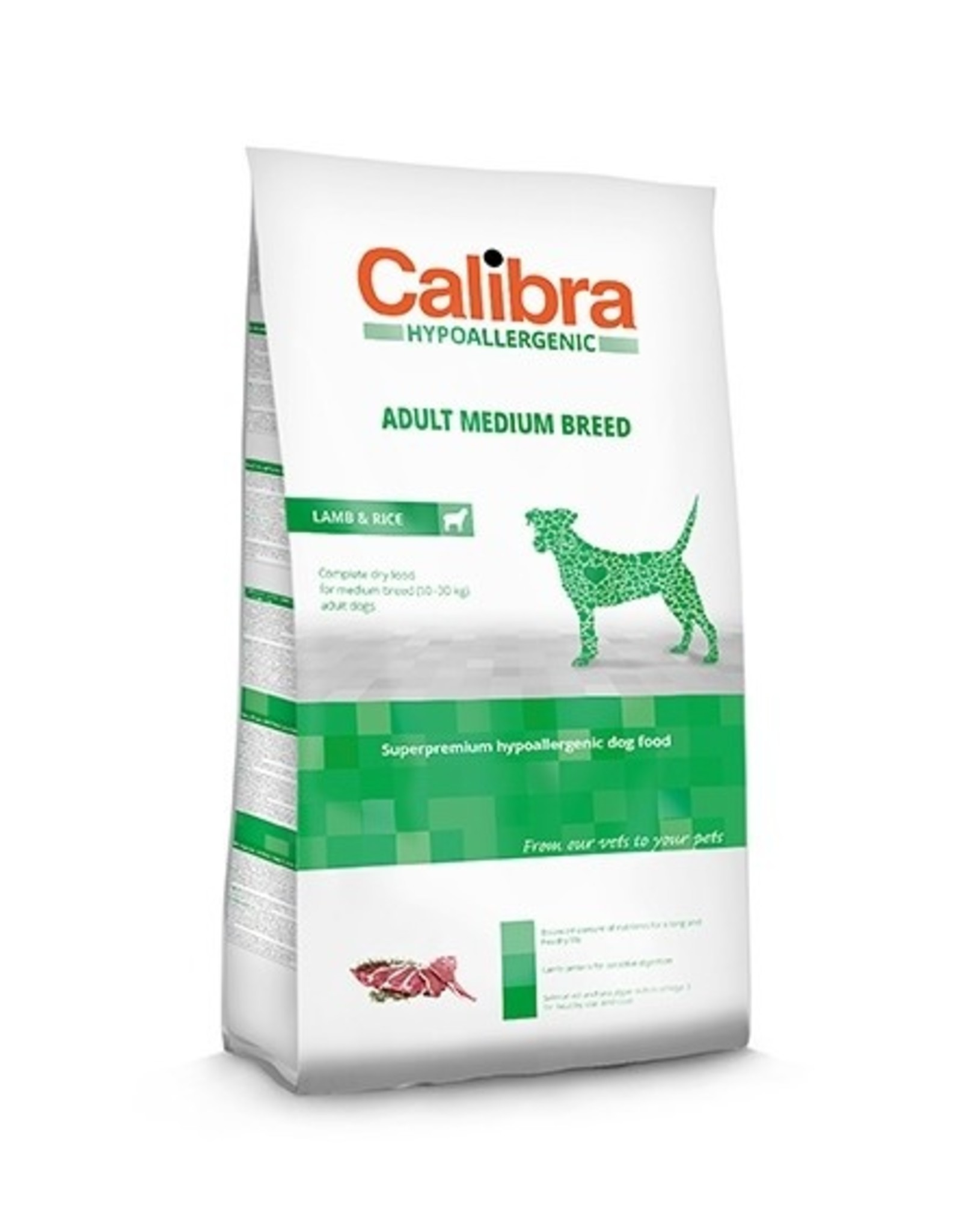 Calibra Calibra Dog Superpremium Trockenfutter Hypoallergenic