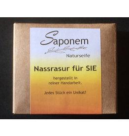 Saponem Nassrasur     -  Vegan