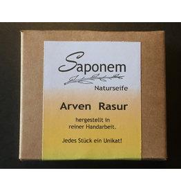 Saponem Arven Rasur    -  Vegan