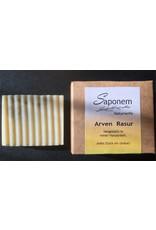 Saponem Arven Rasur Seife für Ihn   -  Vegan