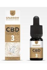 Sparrow CBD Öl  3%