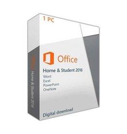 Microsoft Microsoft Office 2016 Thuisgebruik & Studenten