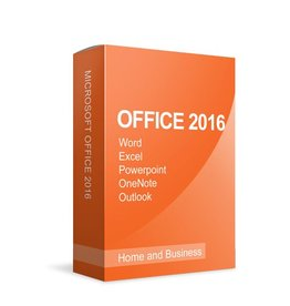 Microsoft Microsoft Office 2016 Home and Business
