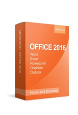 Microsoft Microsoft Office 2016 Home and Business MAC