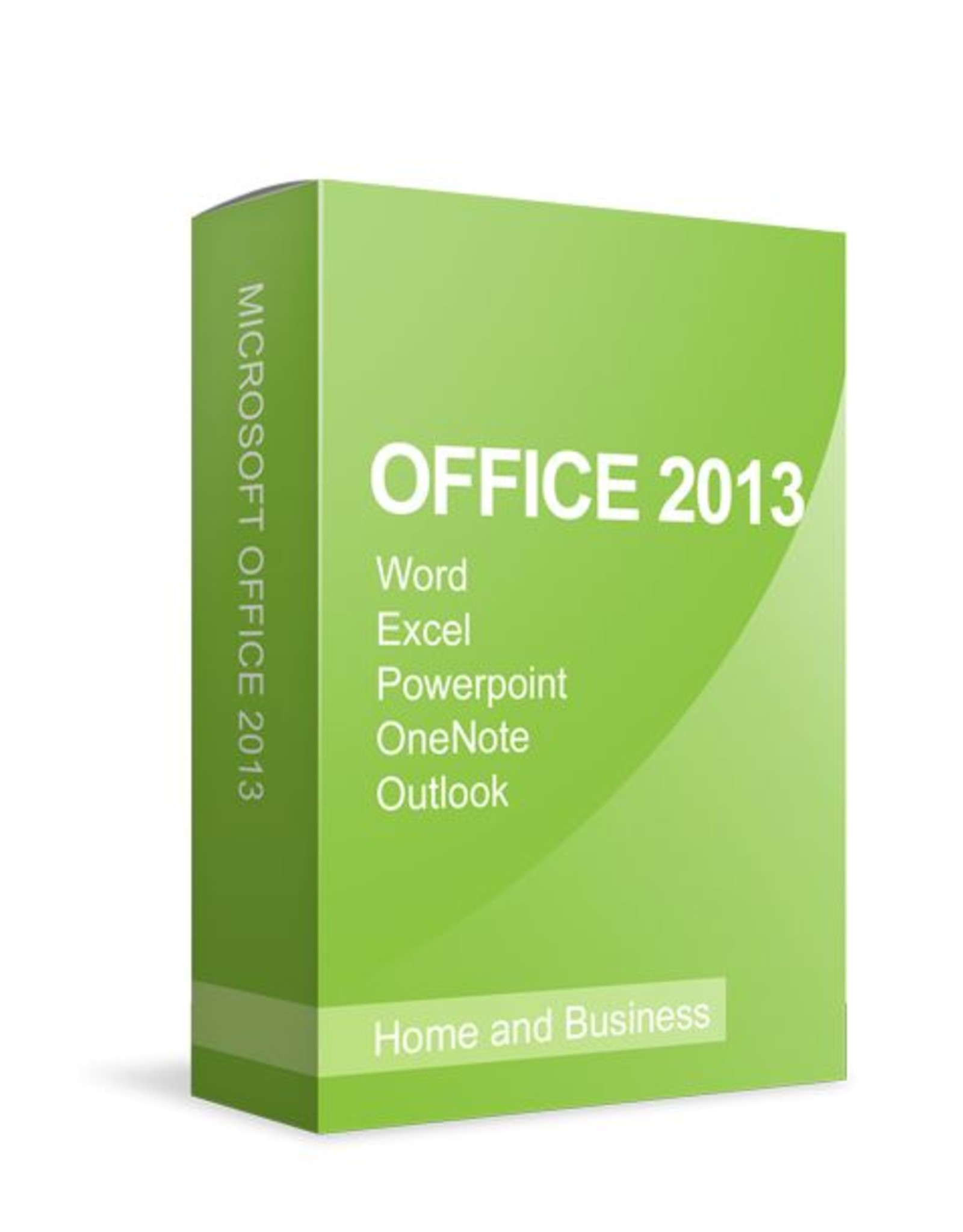 Microsoft Microsoft Office 2013 Home And Business