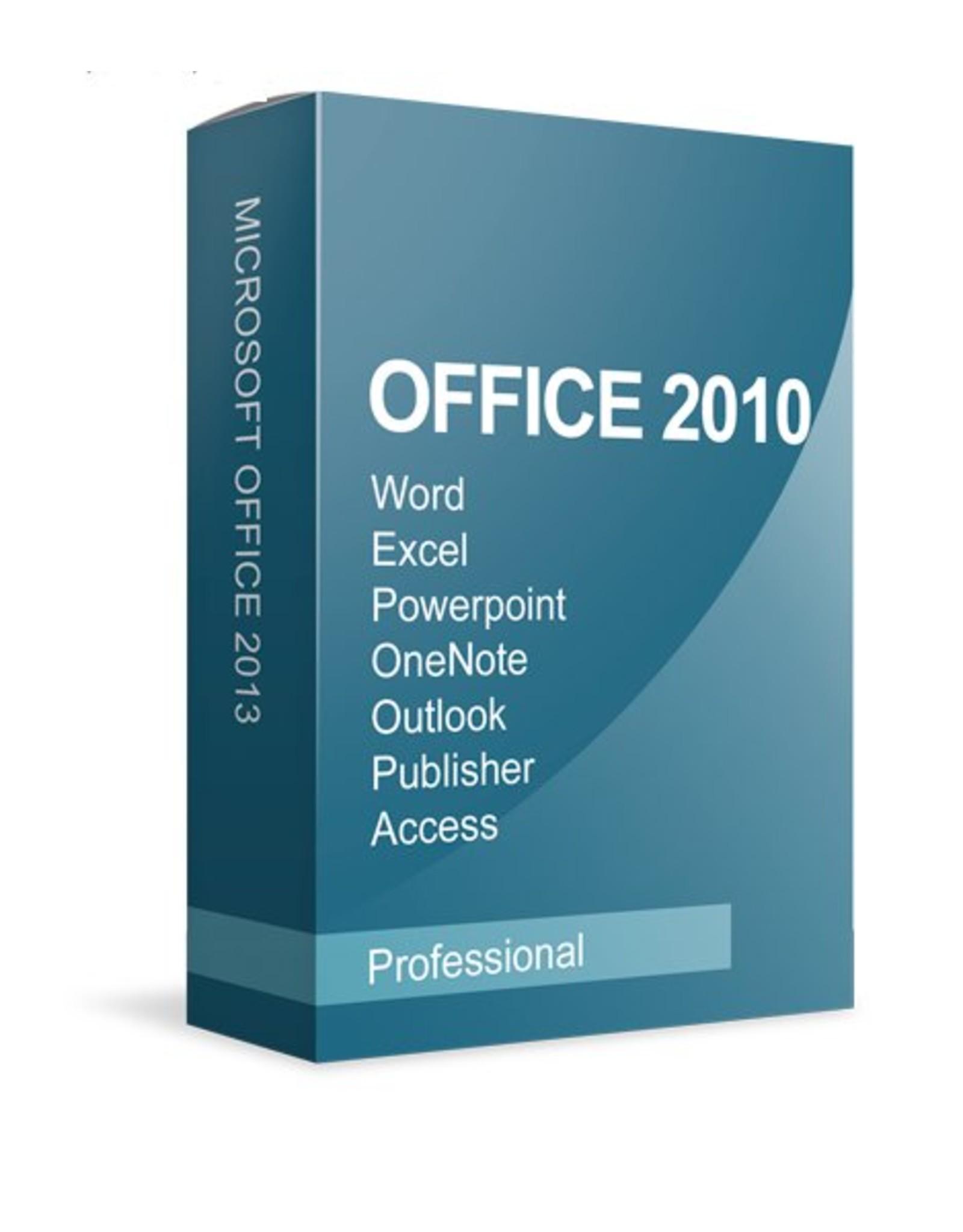 Microsoft Microsoft Office 2010 Professional