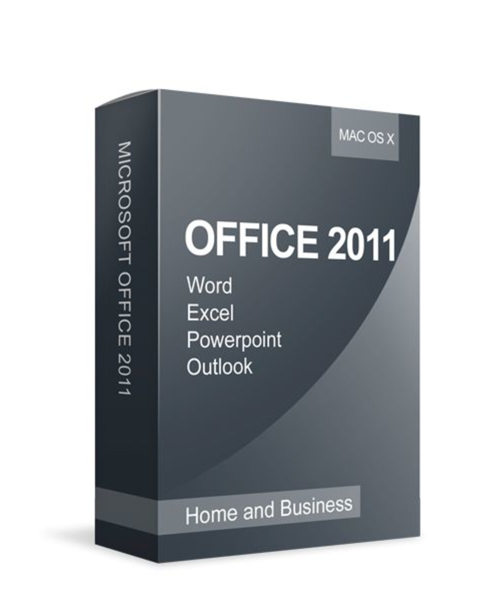 Microsoft Microsoft Office 2011 Home and Business MAC