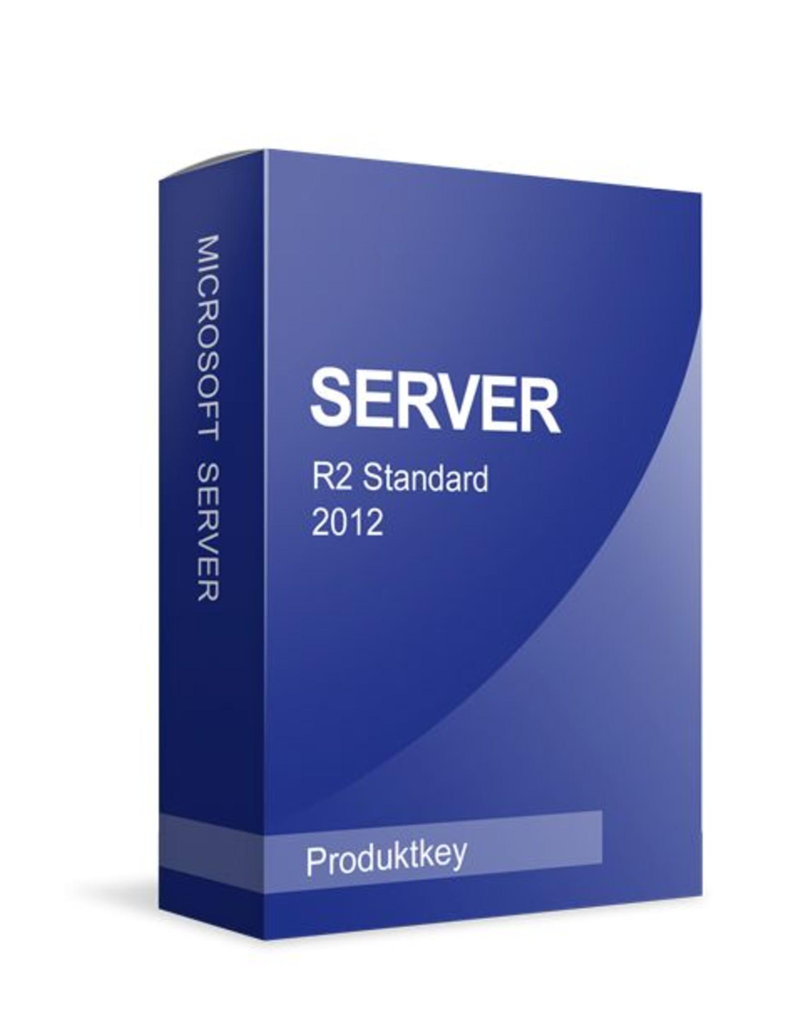Microsoft Microsoft Windows Server 2012 R2 Standard