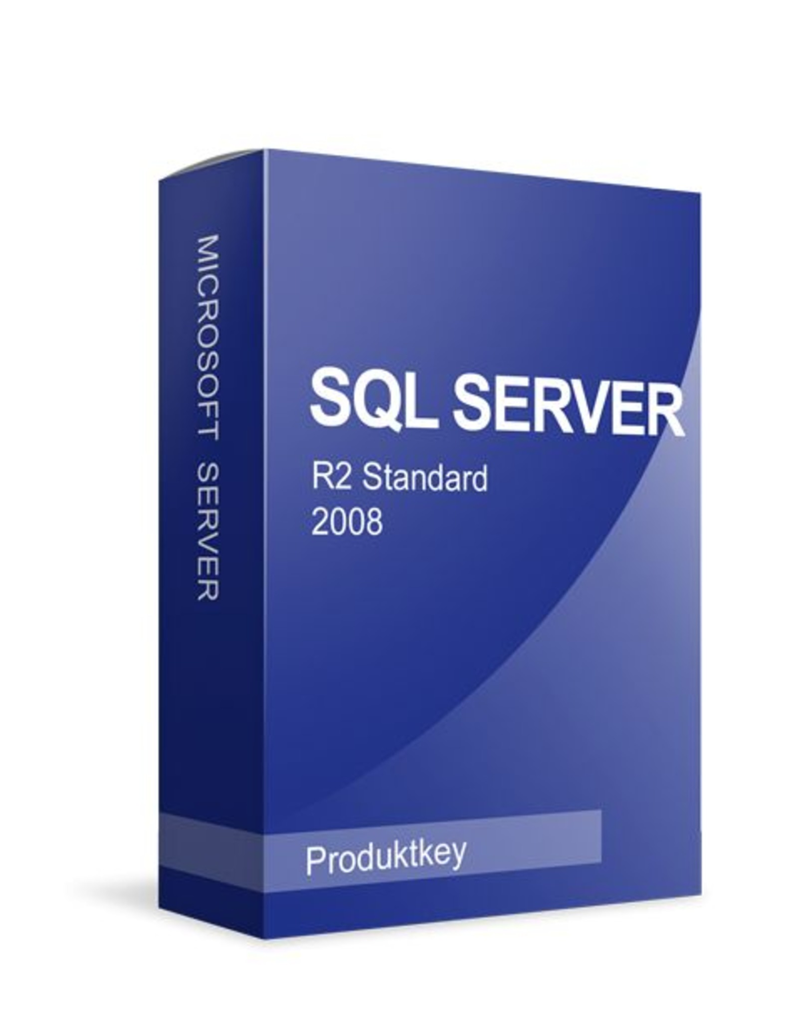Microsoft Microsoft SQL Server 2008 R2 Standard