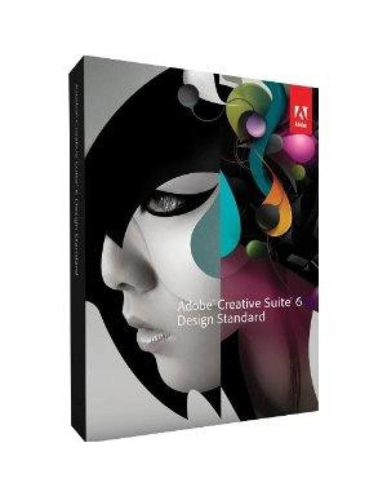 Adobe Adobe Creative Suite CS6 Design Standard Windows