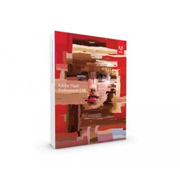 Adobe Adobe CS6 Flash Professional Mac