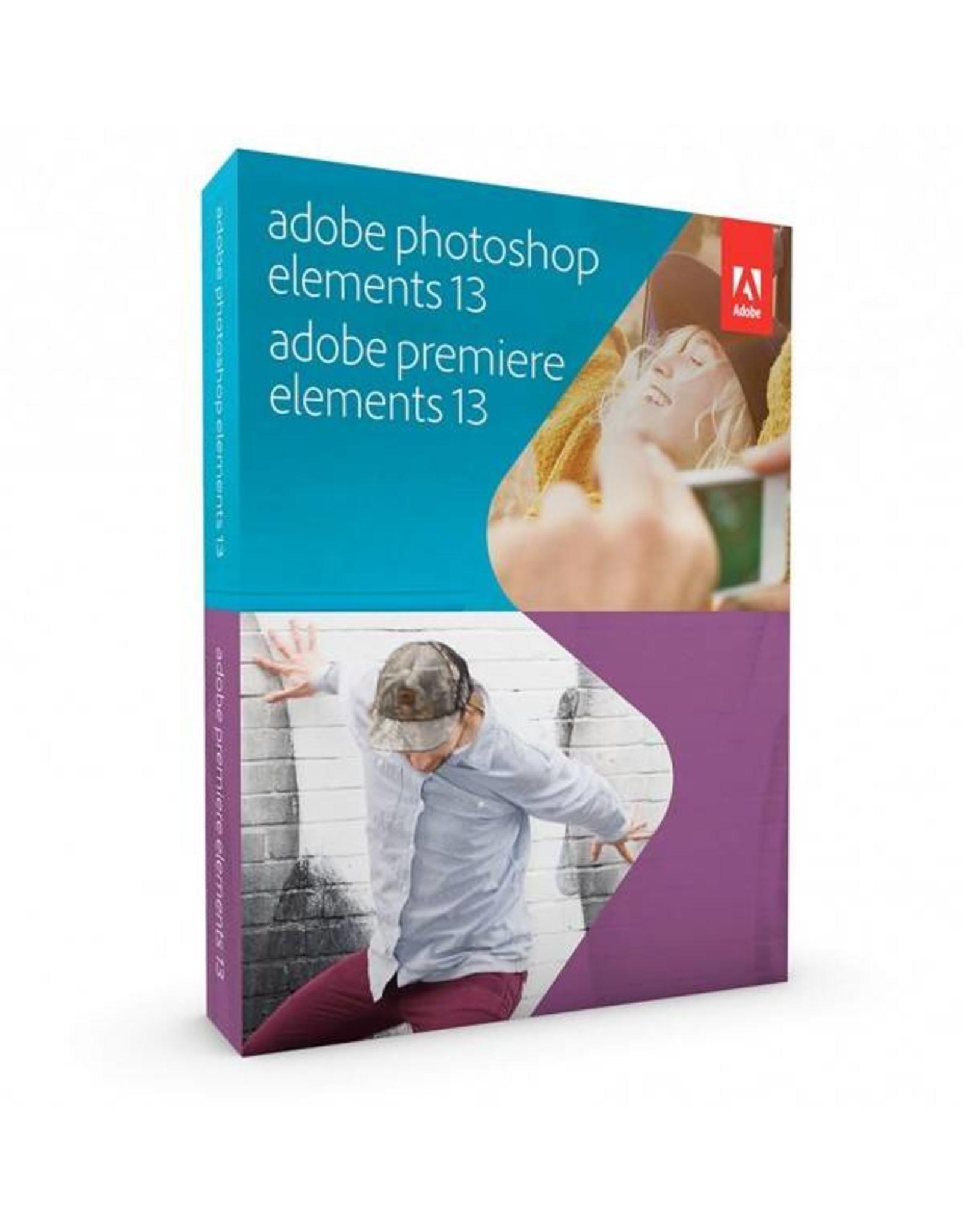 Adobe Adobe Photoshop Elements 13 & Adobe Premiere Elements 13