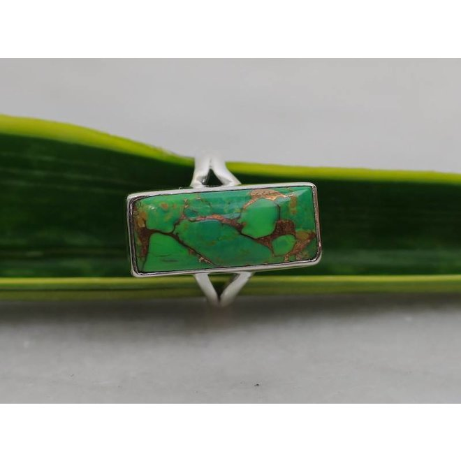 Green Copper Turquoise