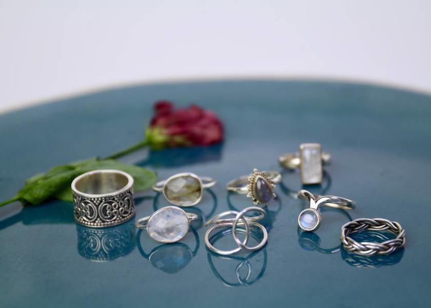 Ringen - zilver