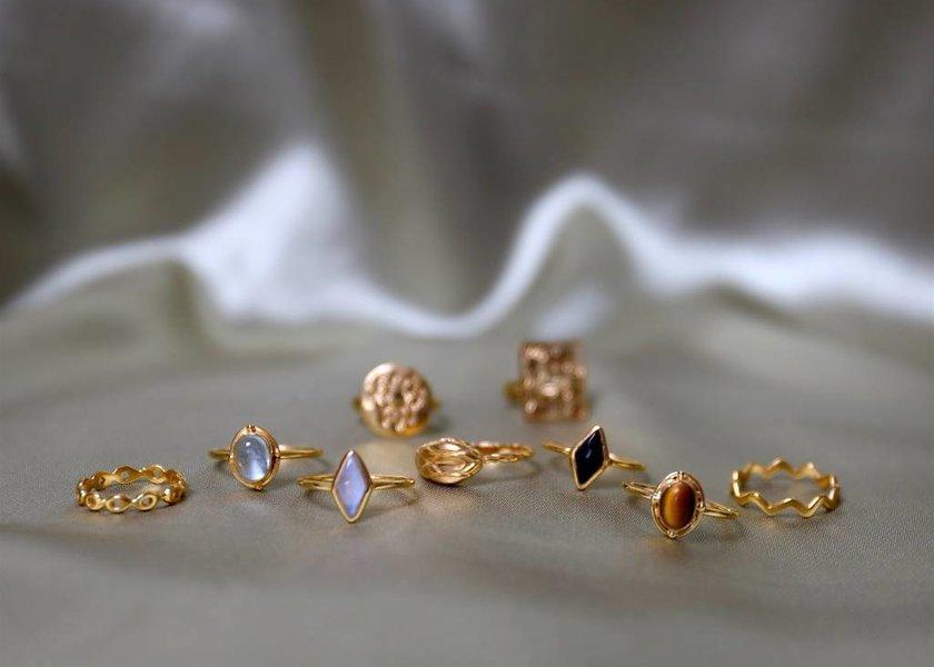 Ringen - goud