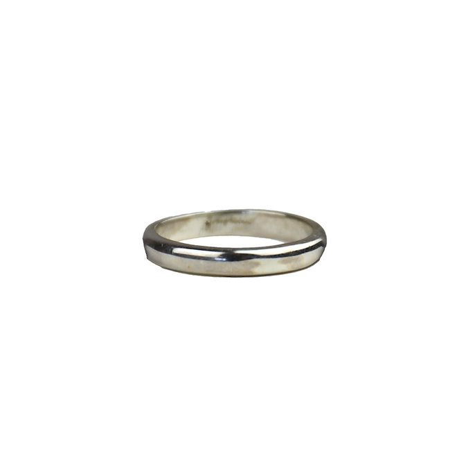 The Silver Classic | zilveren ring