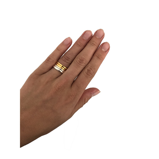 The Gold Classic   gouden ring