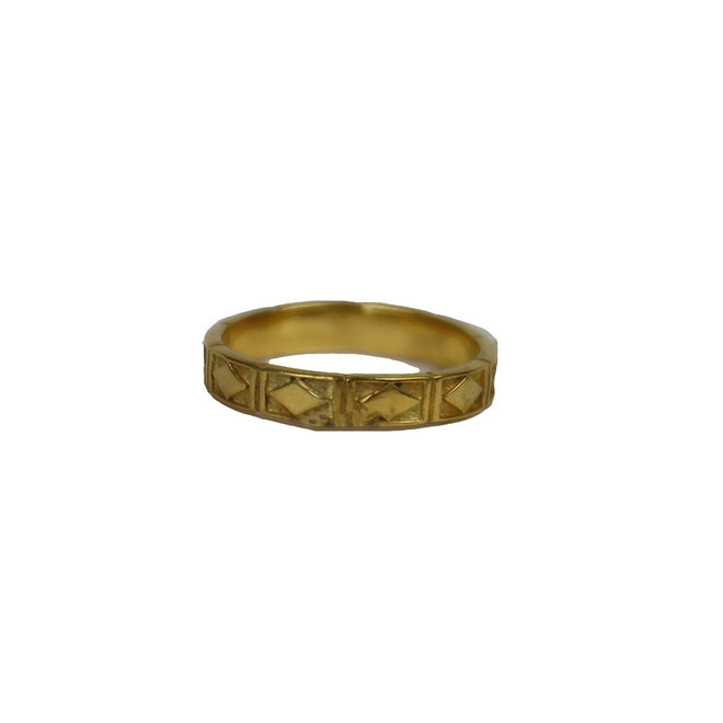 Symbol ring gold | gouden ring