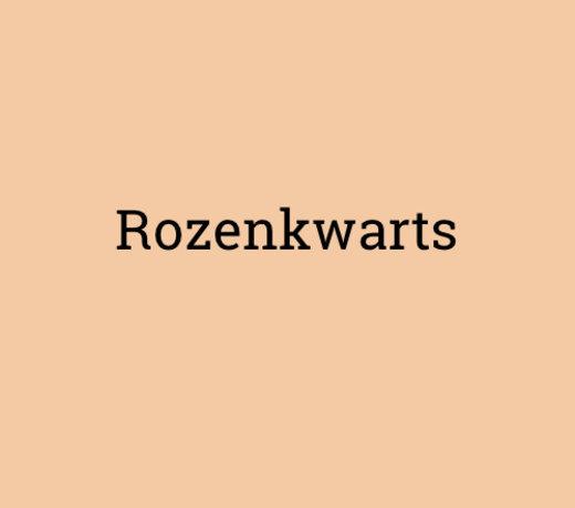 Rozenkwarts