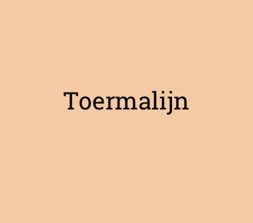 Toermalijn