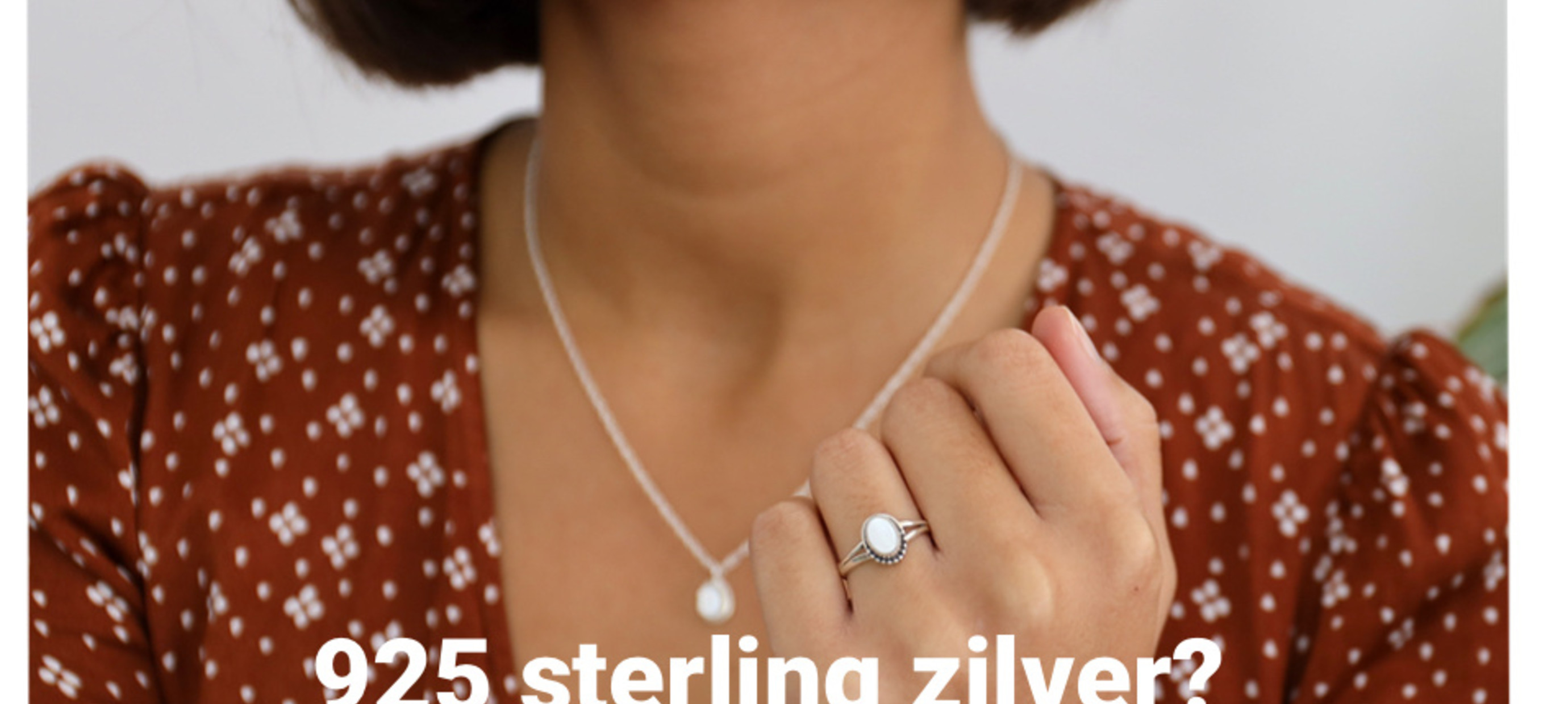 Wat is 925 sterling zilver?