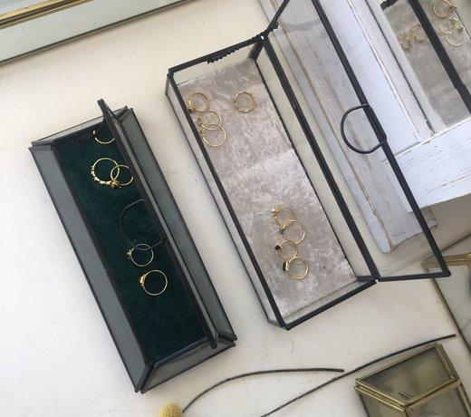 Accessoires voor sieraden & interieur
