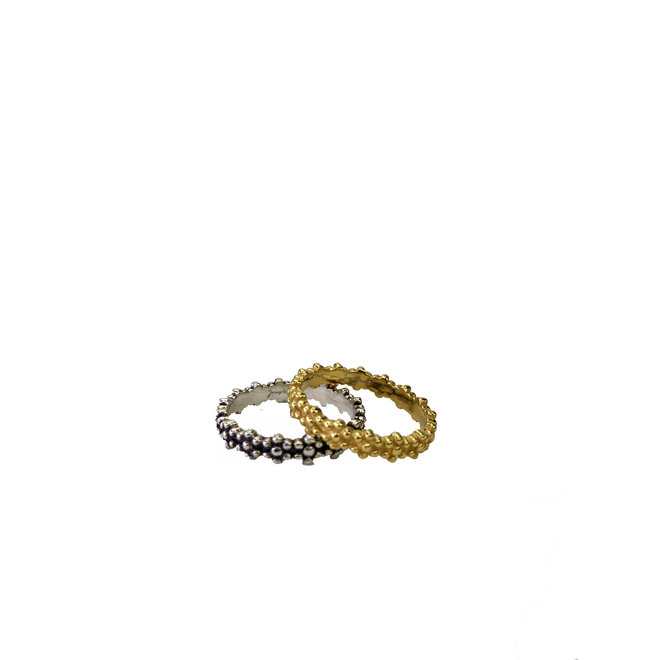 Flowers Gold | gouden ring