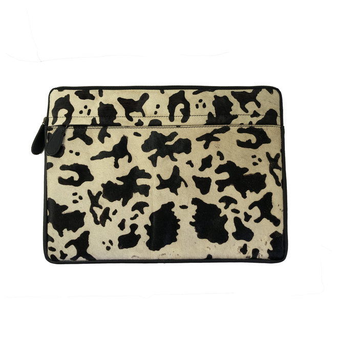 Laptop Sleeve Cow Leather - 13 to 17 inch