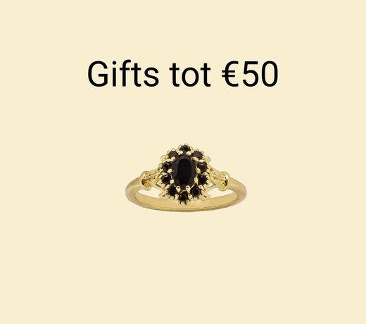 Cadeaus tot €50