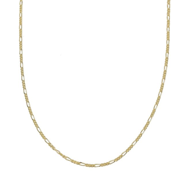 Figaro Necklace Gold