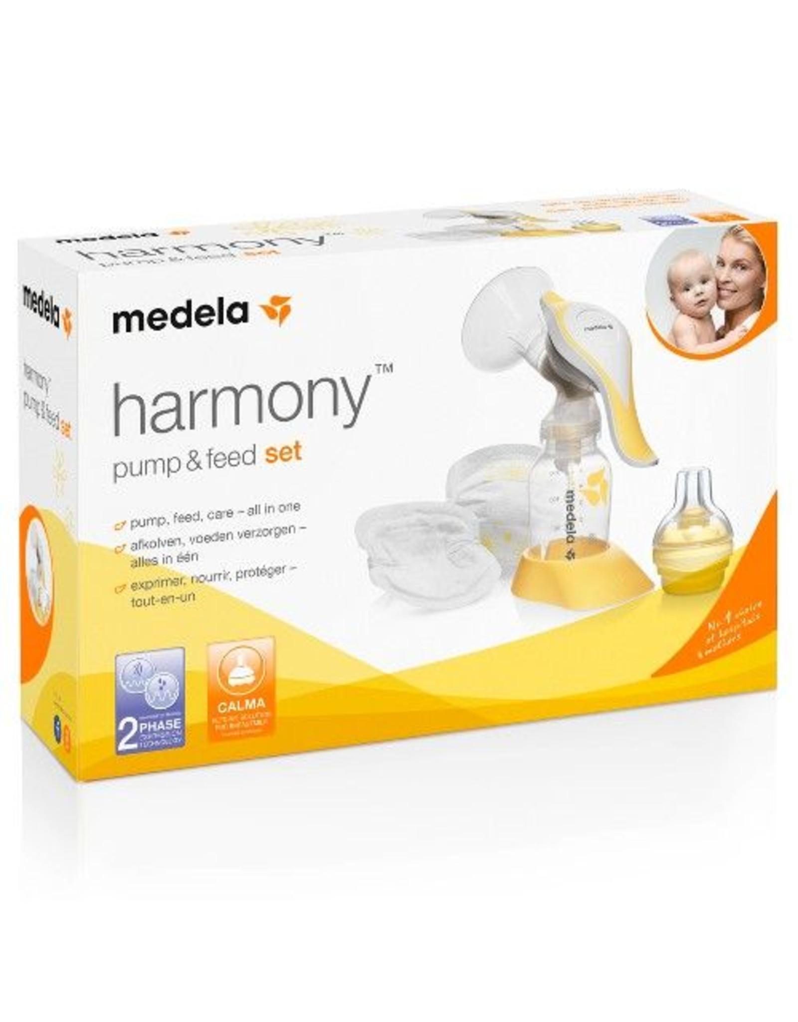 Medela Medela Handmilchpumpen-Set Harmony