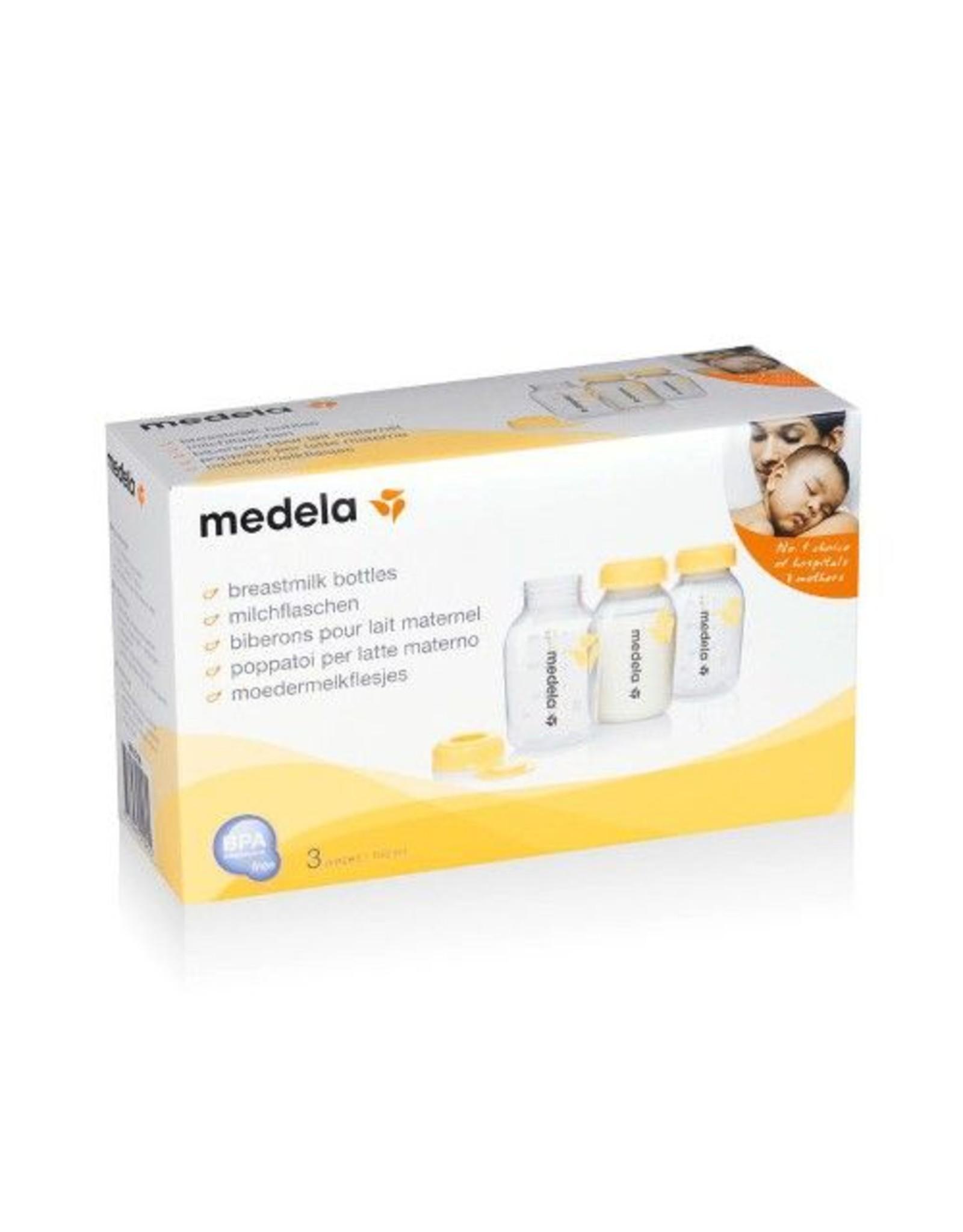 Medela Medela Milchflaschen 150ml, 3er Pack