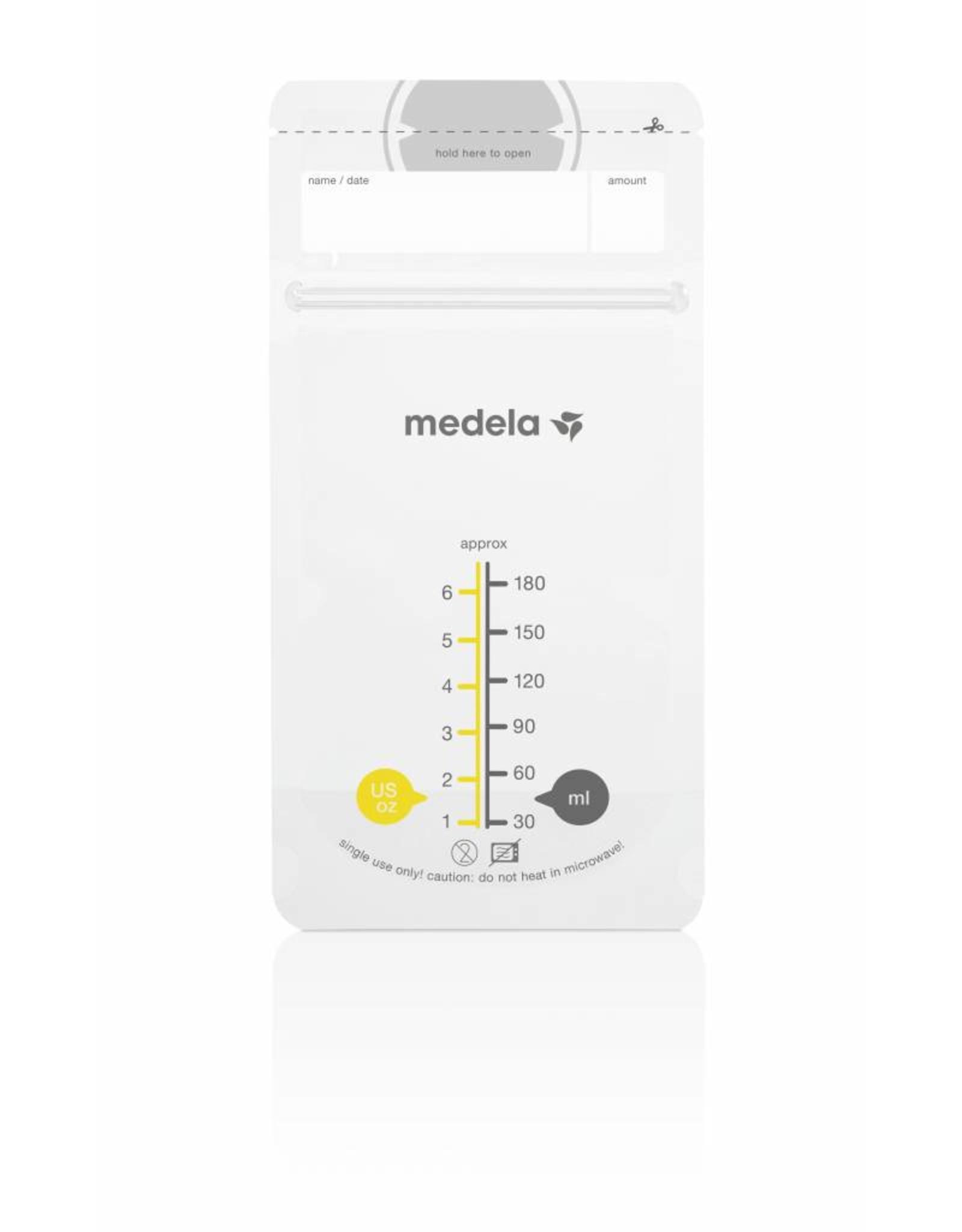 Medela Medela Muttermilchbeutel, 25 Stück