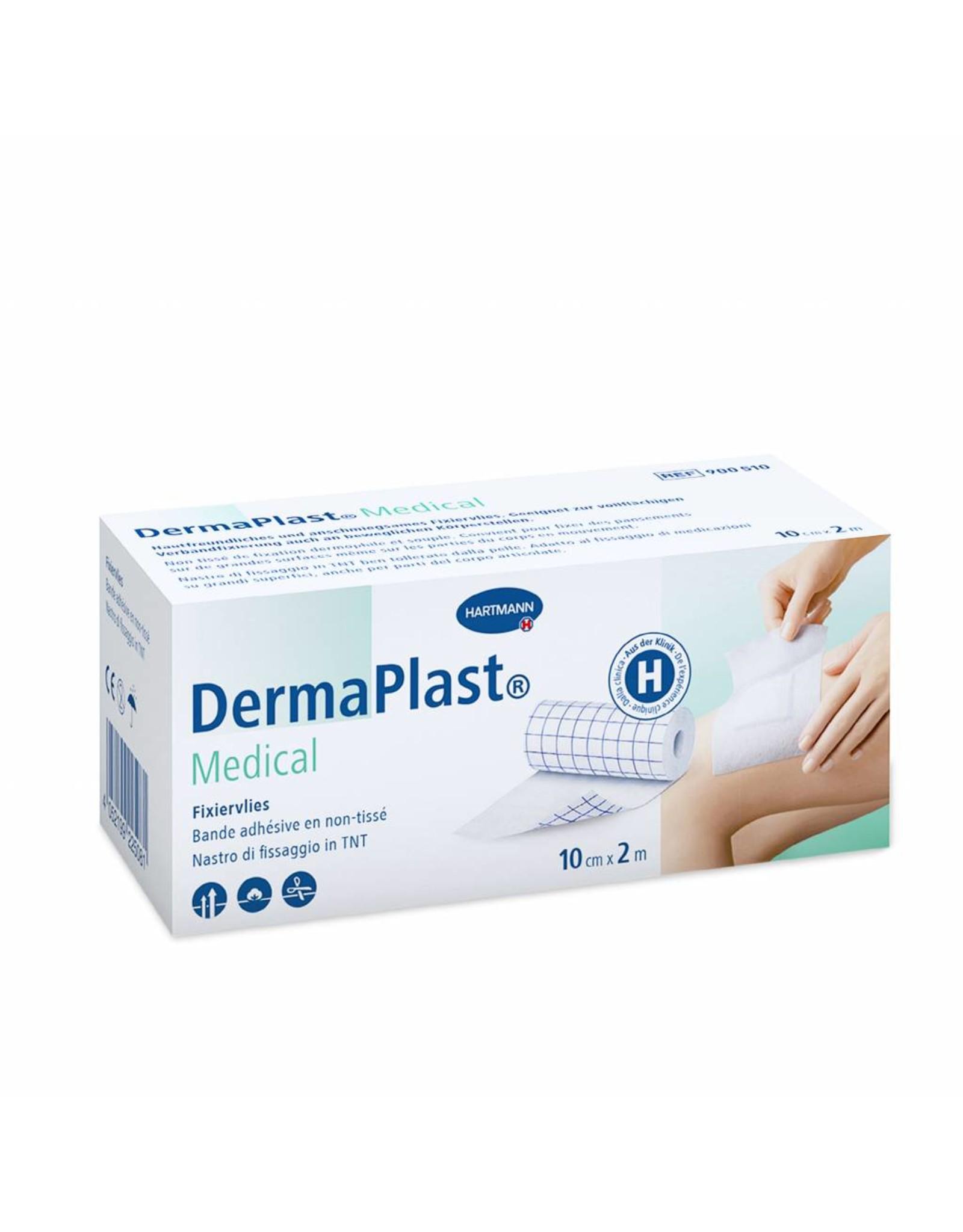 DermaPlast DermaPlast Medical Fixiervlies 10cm x 2m
