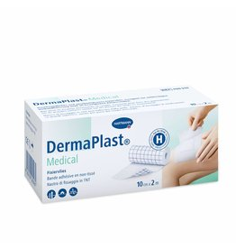 DermaPlast Fixiervlies 10cm x 2m