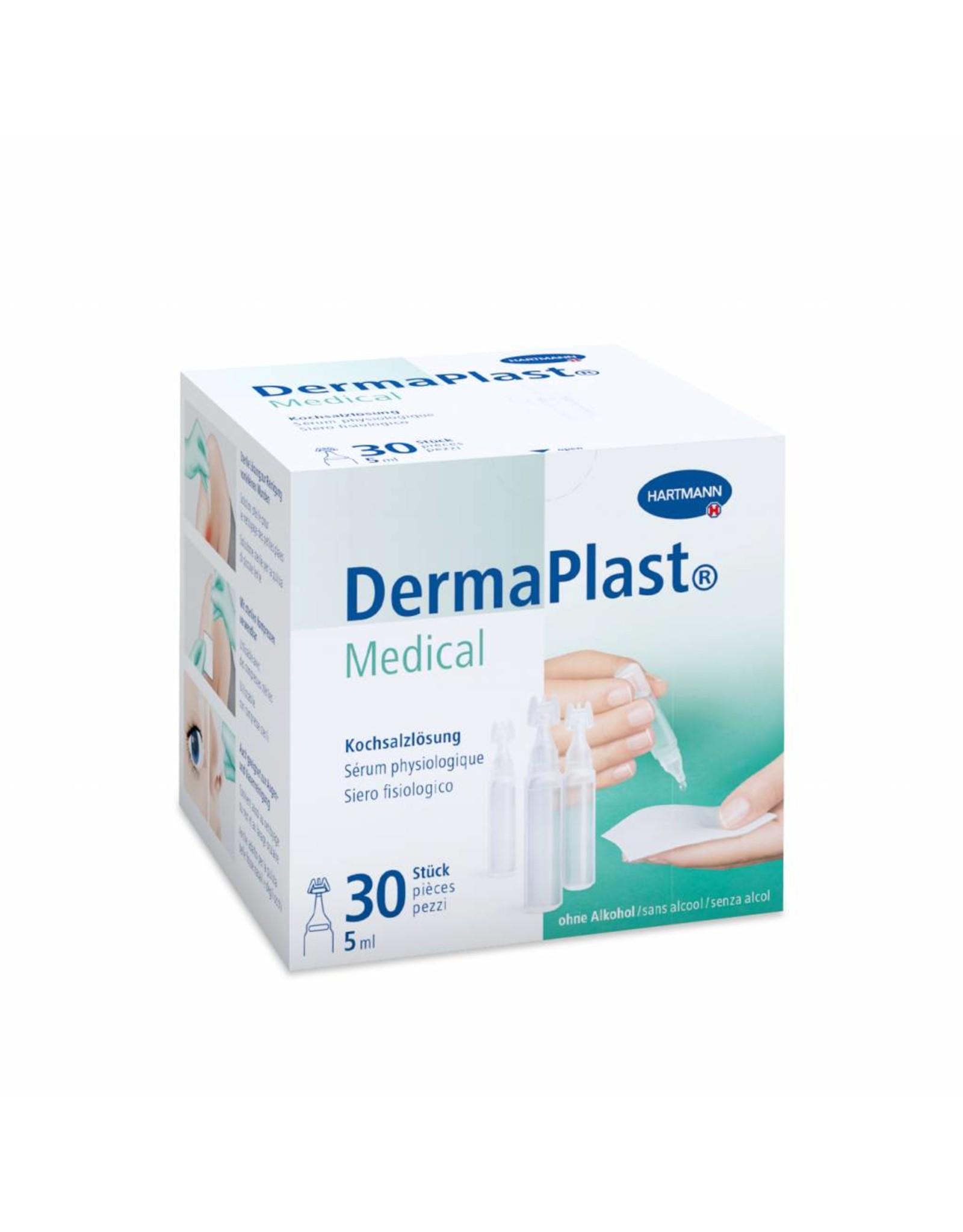 DermaPlast DermaPlast Medical Kochsalzlösung 30 x 5ml