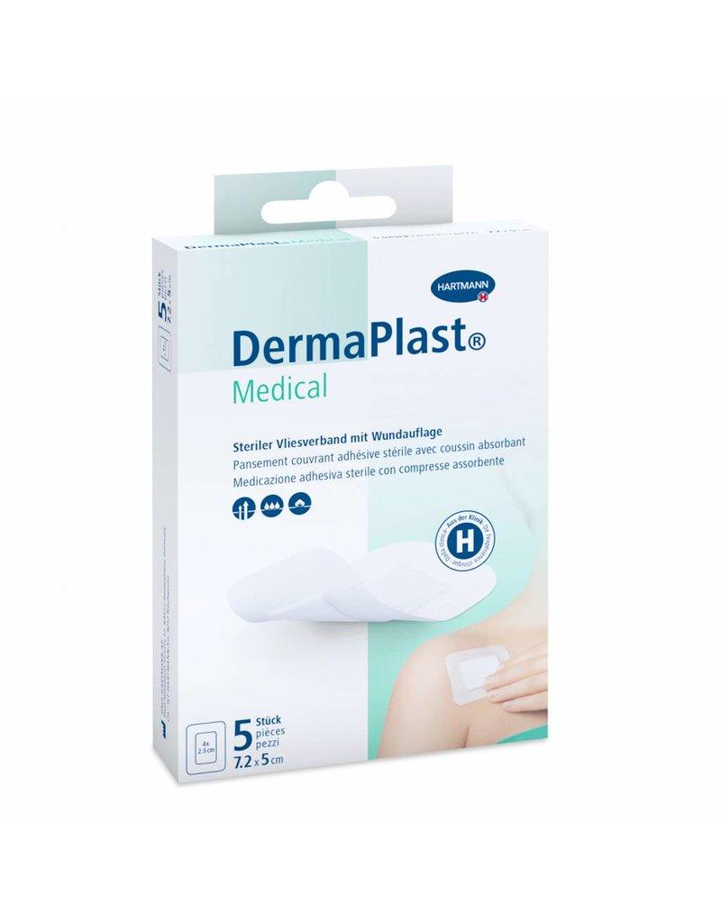 DermaPlast DermaPlast Medical Vliesverband 10 x 8 cm