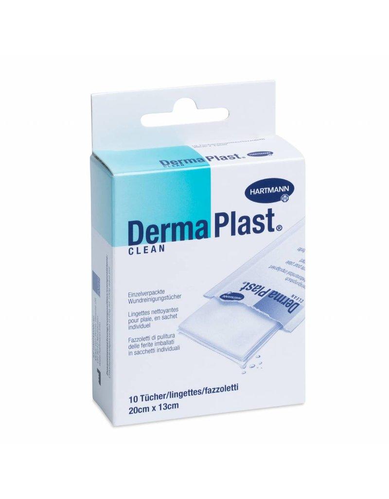 DermaPlast DermaPlast Clean Wundreinigungstuch 13 x 20 cm
