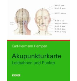 Kiener Akupunkturkarte