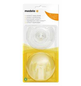 Medela Brusthütchen Contact L (Ø 24mm), 2 Stück