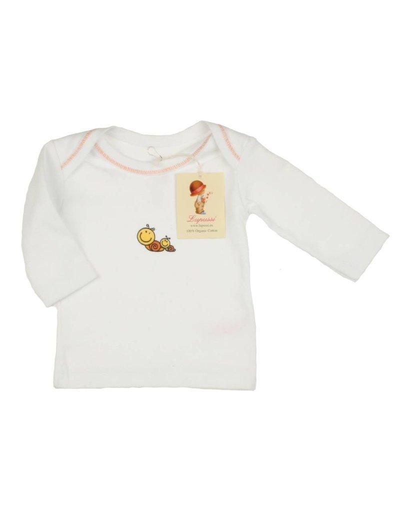Lupussi Lupussi Babyshirt Bio-Baumwolle Gr. 50-56 cm