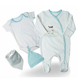 """Baby Corner Baby Geschenkset """"be brave"""" 0-3 Monate"""