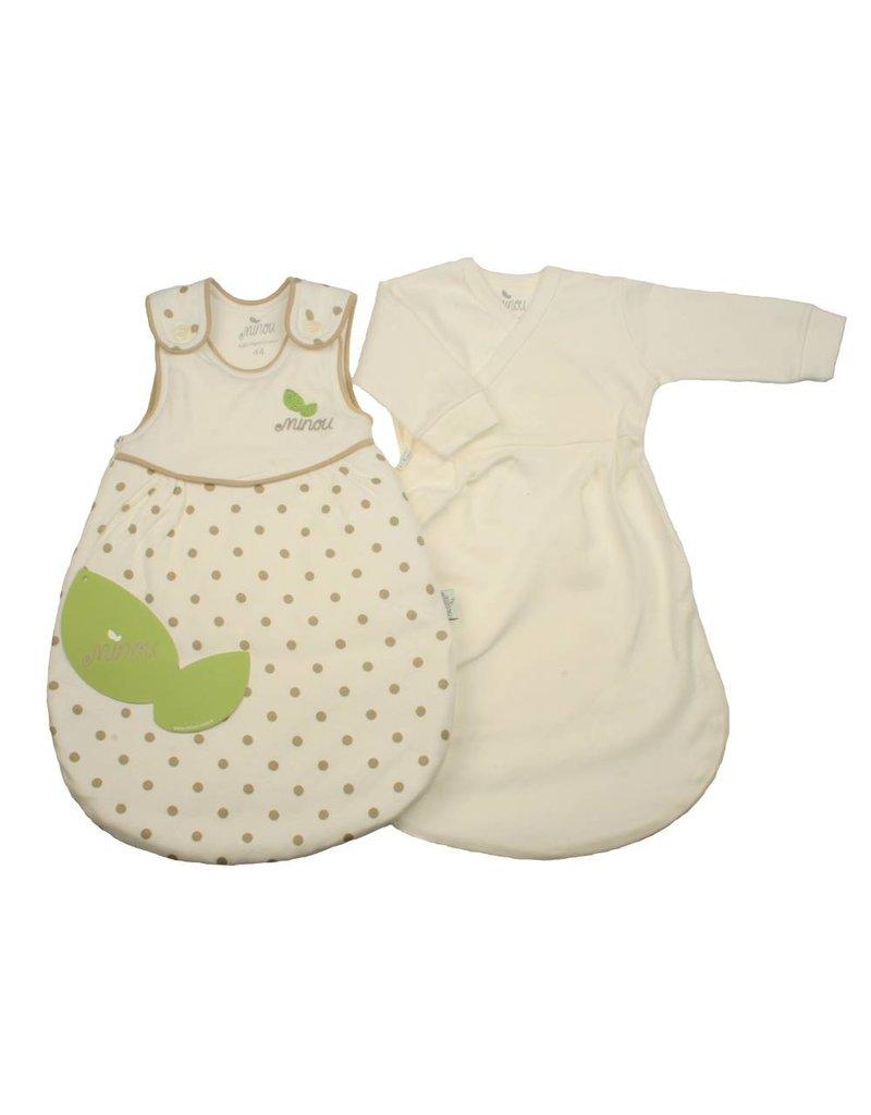Lupussi Lupussi Baby Doppel-Schlafsack Bio-Baumwolle