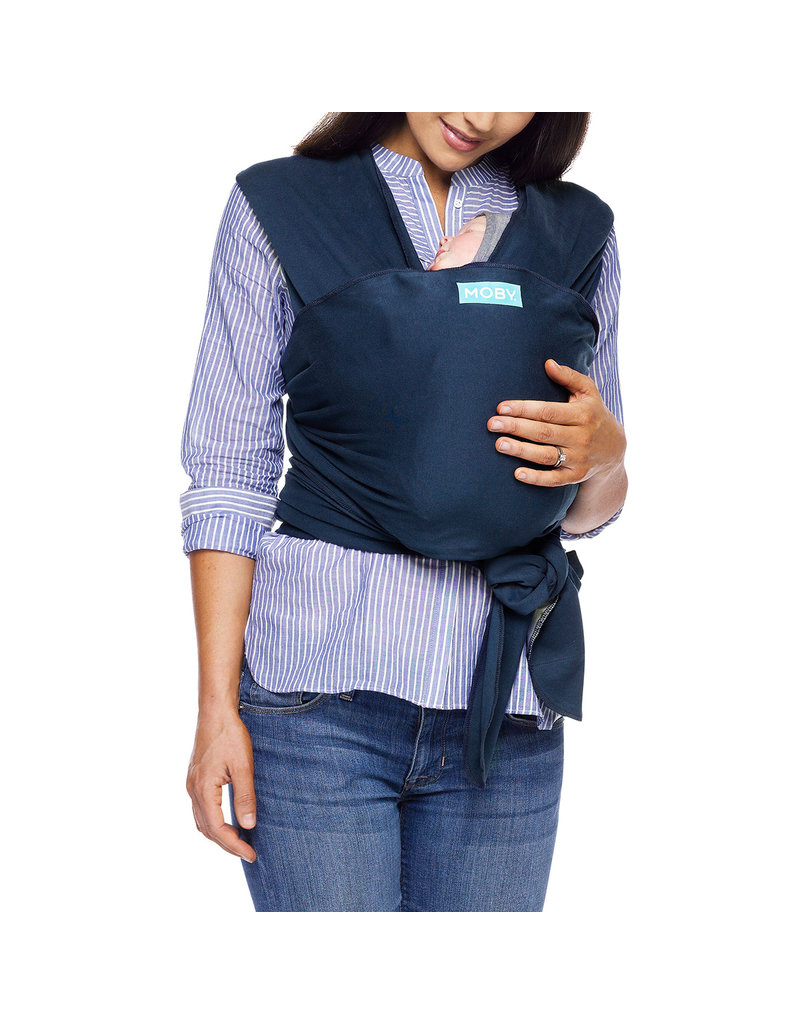 Moby Moby Wrap Tragetuch Classic Midnight