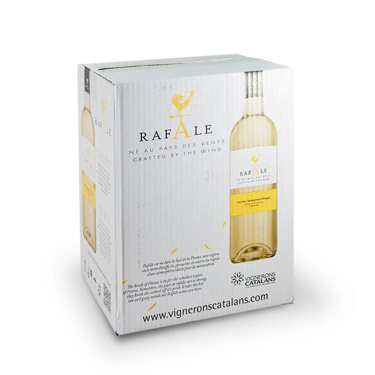 Les Vignerons Catalans RAFALE - CHARDONNAY