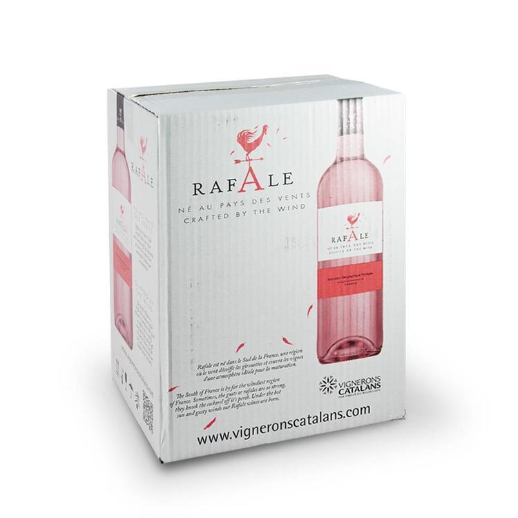 Les Vignerons Catalans RAFALE - CABERNET ROSÉ
