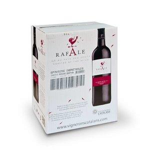 Les Vignerons Catalans RAFALE - CABERNET SAUVIGNON